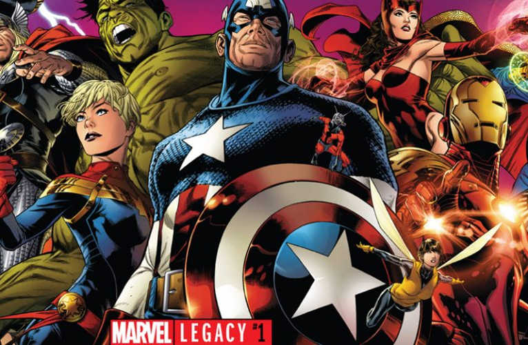 Marvel Legacy: Standing on the Shoulders of Giants