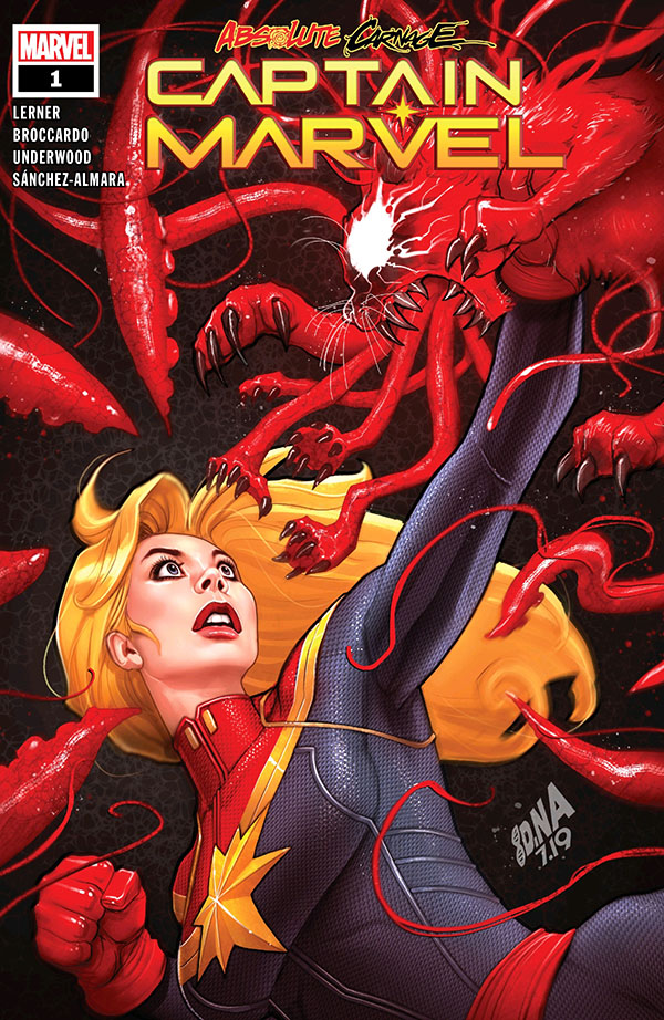 Absolute Carnage_Captain Marvel
