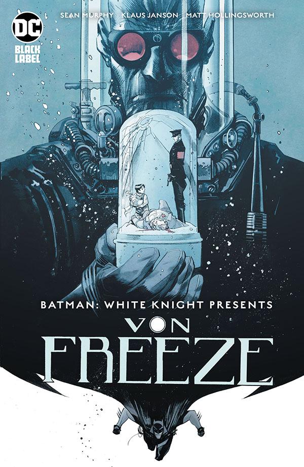 Batman - White Knight Presents Von Freeze 1
