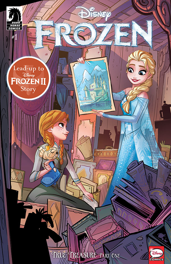 Disney Frozen - True Treasure 1