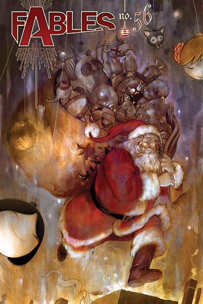 Essential 11: Bad Santas in comics_Essential 11