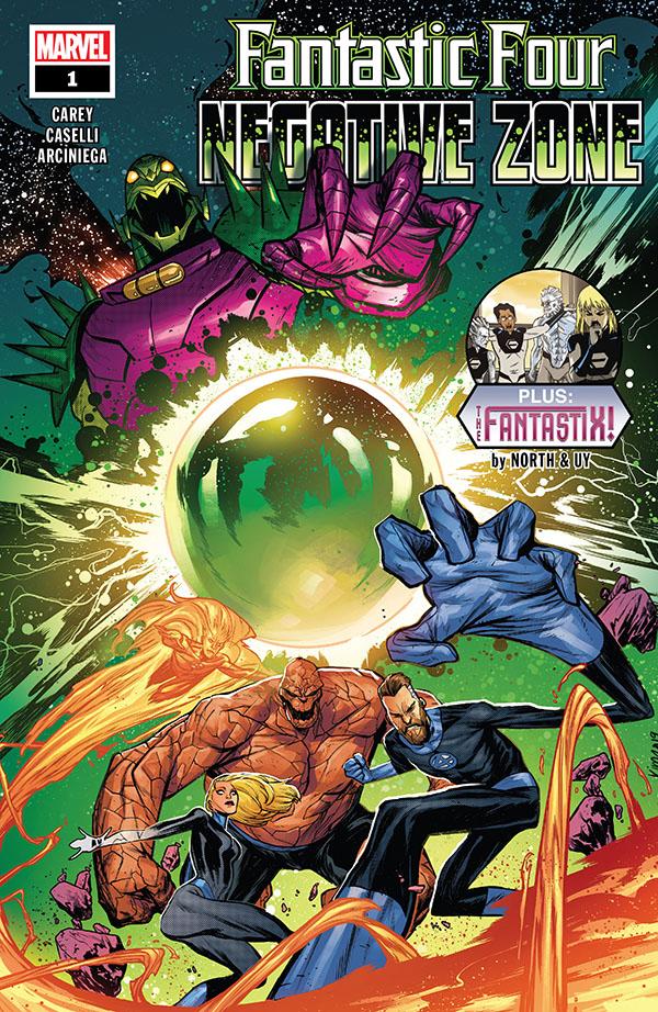 Fantastic Four - Negative Zone 1