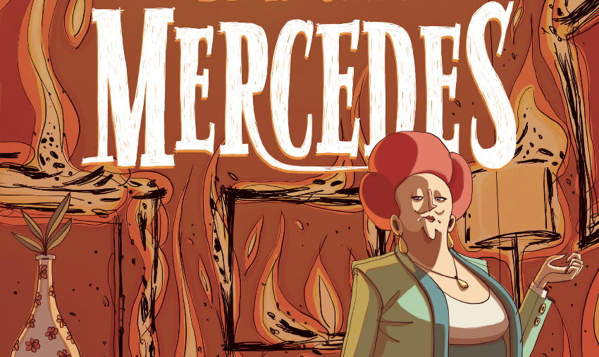 """Tutto l'odio del mondo: """"Mercedes"""" di Daniel Cuello"""