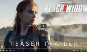Marvel Studios Black Widow Teaser Trailer - YouTube