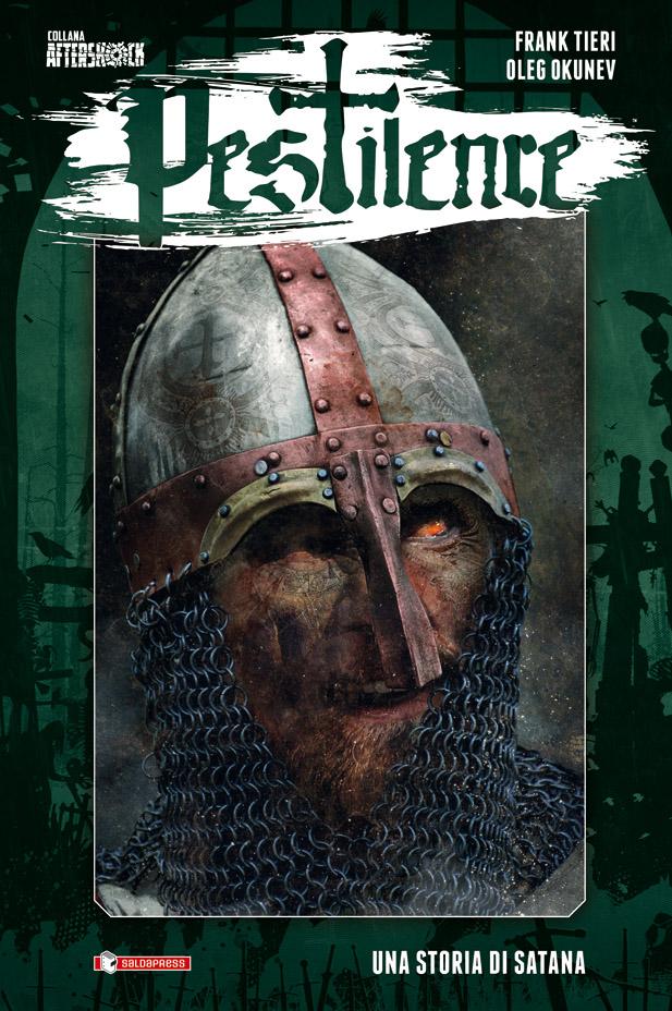 PESTILENCE – Una storia di Satana di Frank Tieri e Oleg Okunev è disponibile