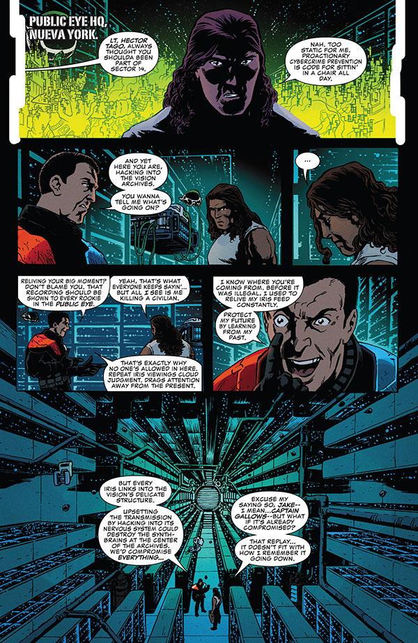 Punisher 2099 001-004
