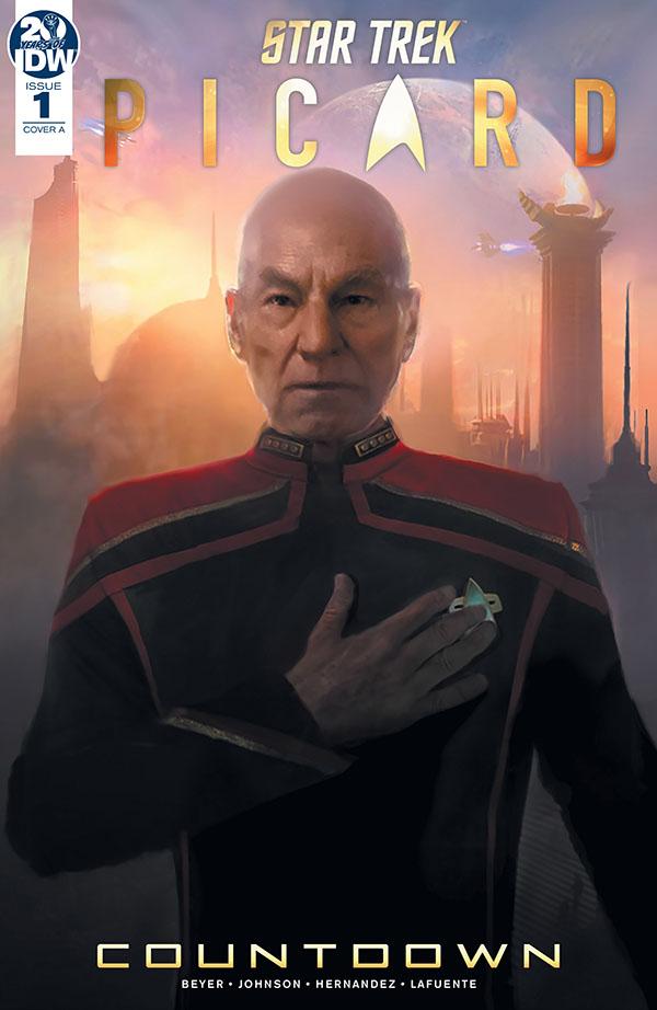 Star Trek - Picard Countdown 1