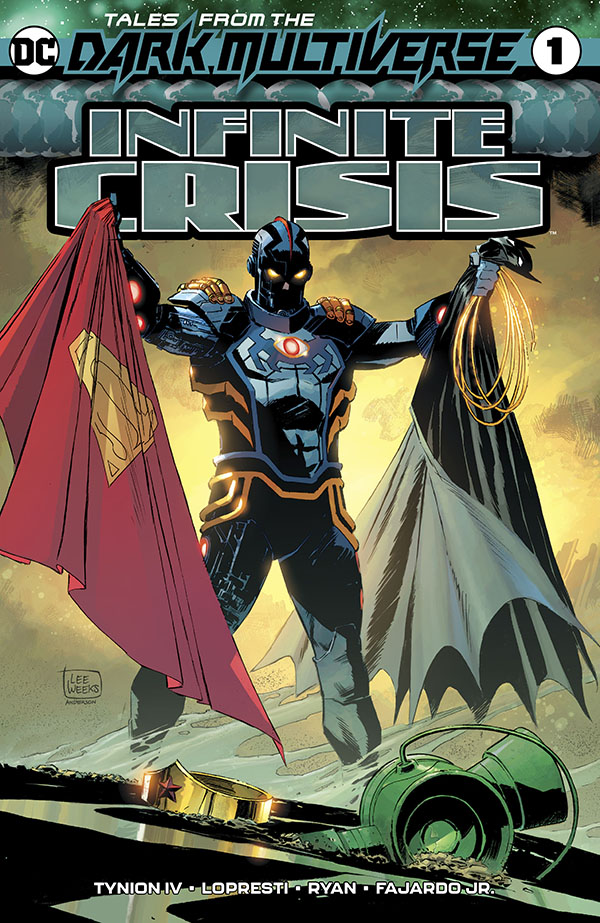 Tales from the Dark Multiverse - Infinite Crisis 1