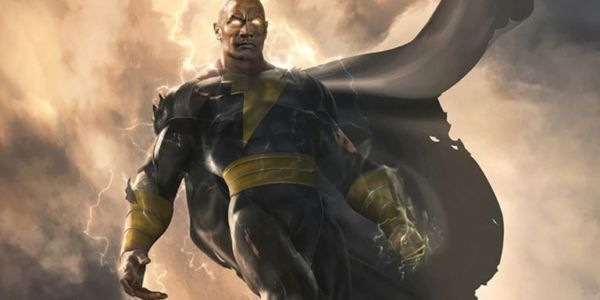 Dwayne Johnson: Riprese Black Adam alla fine dell'estate