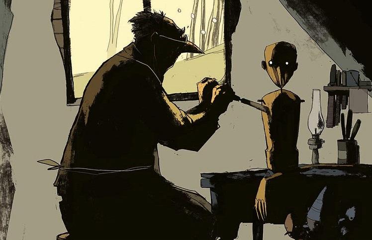 Geppetto. Storia di un padre (Fumasoli, Dossena, Segala)