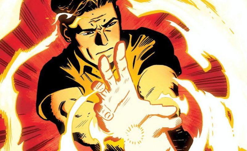 Image Comics lancia Fire Power, nuova serie scritta da Robert Kirkman