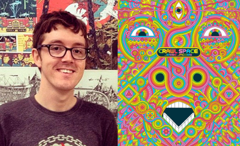 Colors, shapes and the spirit: interview with Jesse Jacobs