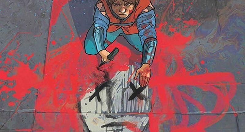 """Dynamite lancia miniserie """"Killing Red Sonja"""""""