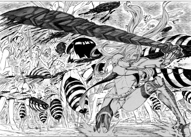 Mad chimera world #1 (Seishi Kishimoto)_BreVisioni