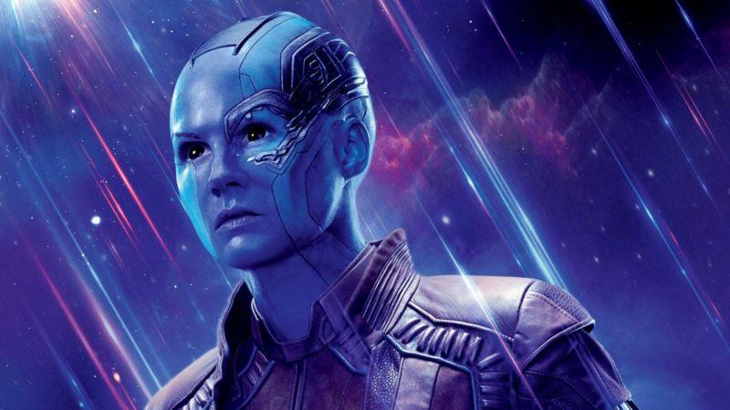 "Avengers: Endgame – Karen Gillian parla della ""doppia"" Nebula"