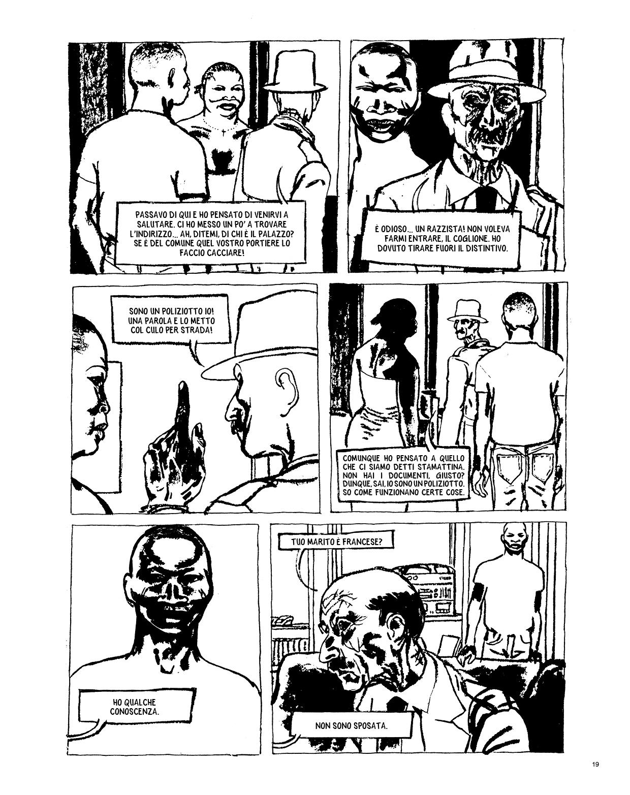 """""""Negri Gialli e altre creature immaginarie"""" a Pisa per Fumetti&Popcorn_Notizie"""