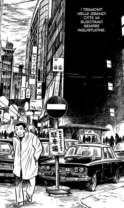 Disperazione e perversione nel Giappone degli umili:Piranhadi Tatsumi_Recensioni