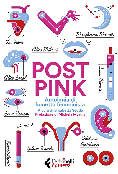 Post Pink (AA.VV.)_BreVisioni