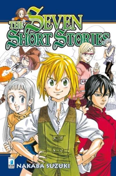"""""""The seven short stories"""" un volume per i fan di Nakaba Suzuki_Notizie"""