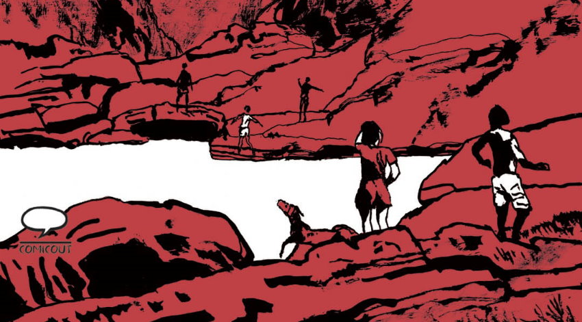 """""""Umani"""" di Baudoin e Troub's: un fumetto politico senza confini"""