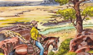 Tex Willer #14 – Paradise Valley (Ruju, Del Vecchio)