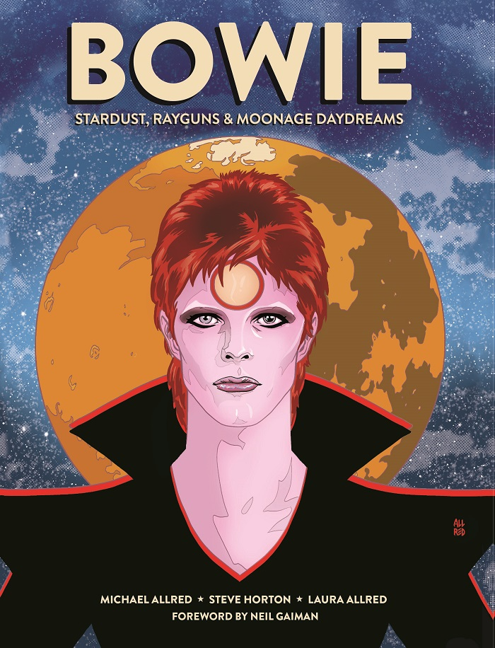 E' uscito Bowie – Stardust, Rayguns & Moonage Daydreams