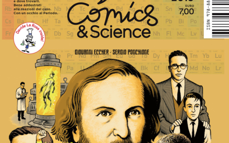 Comics and Science – The Periodic Issue (Eccher, Ponchione)
