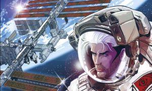 Nathan Never, viaggio sulla Stazione Spaziale Internazionale