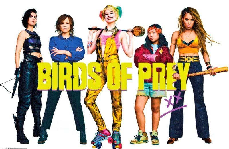 Birds of Prey: ottime stime per l'esordio al Box Office del film DC Comics