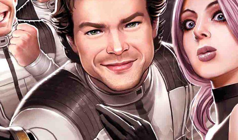 Han Solo: cadetto imperiale (R. Thompson, L. Kirk)