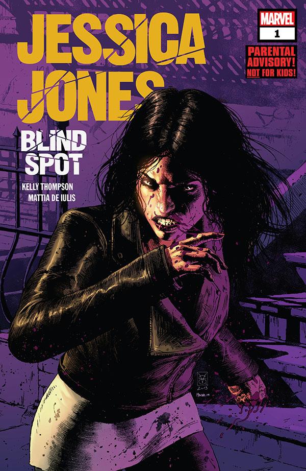 Jessica Jones - Blind Spot 1