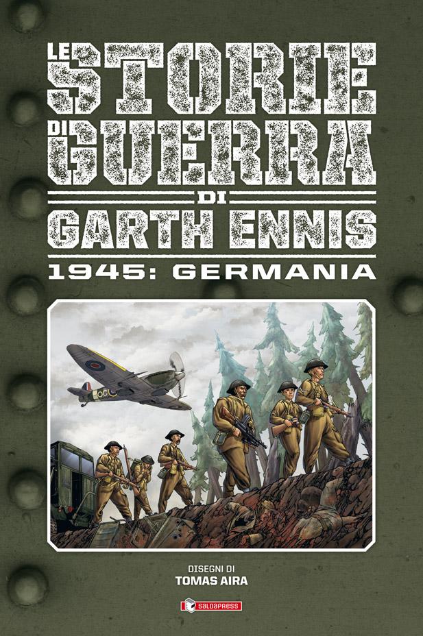 Disponibile il quinto volume de Le storie di Guerra di Garth Ennis