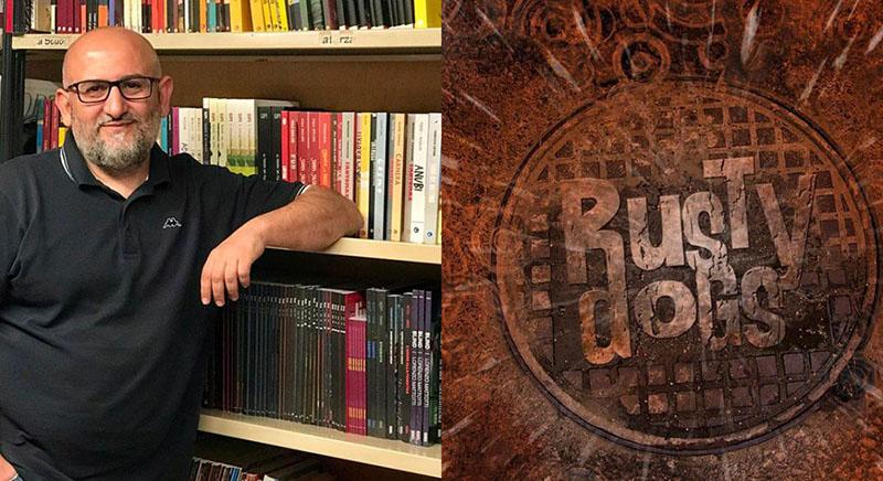 Emiliano Longobardi e la prima, decennale vita di Rusty Dogs