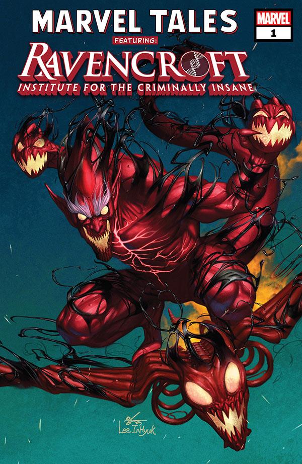 Marvel Tales - Ravencroft