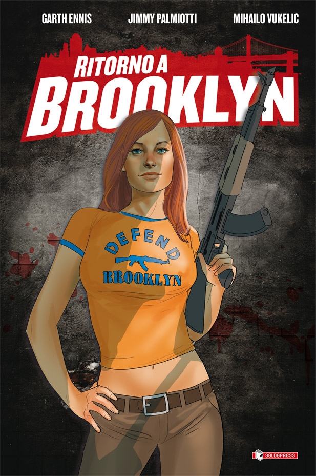 "Sono usciti ""Ritorno a Brooklyn"" e ""Discesa all'Inferno Vol. 2"" di Garth Ennis"