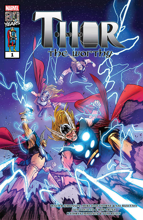 First Issue #60: il Thor di Cates e il Batman di Tynion IV_First Issue