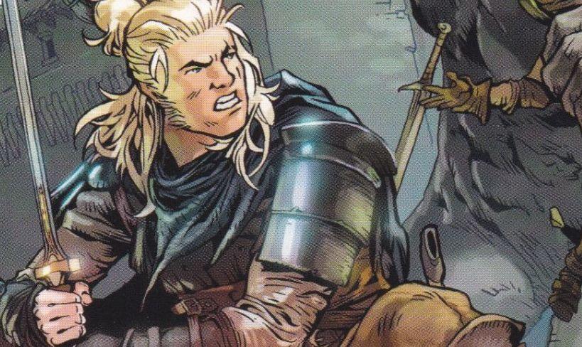 Dragonero il ribelle #3 (Enoch, Riccardi, Rizzato)