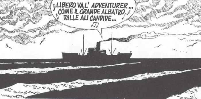 Capitan Erik Vol.1 – Il vagabondo dei mari (Nizzi, Giovannini)_BreVisioni