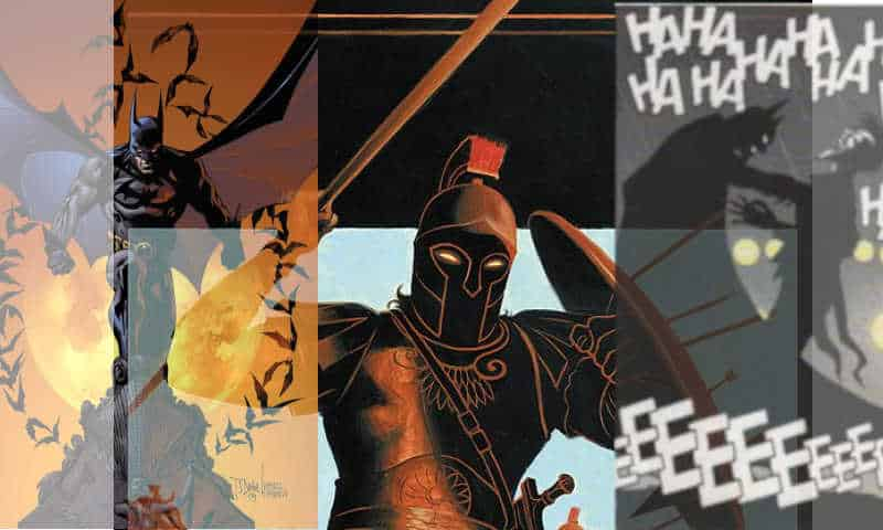 Dei, eroi e supereroi, identità, epica ed etica (6/5): backstage