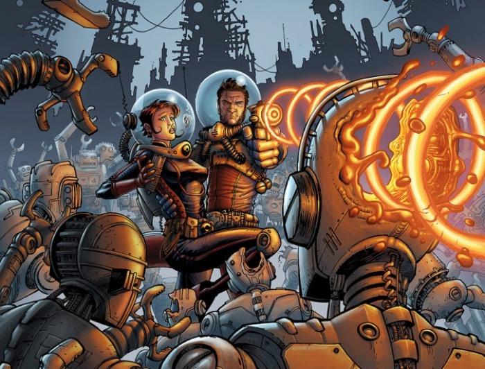 Fear Agent di Rick Remender diventa una serie tv per Amazon