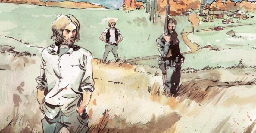 """""""Grass Kings"""": alla ricerca delle radici insanguinate dell'America"""