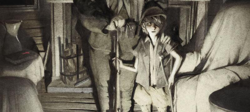 Il confine #3 – Gli eroi non piangono (Uzzeo, Masi, Ambrosini)