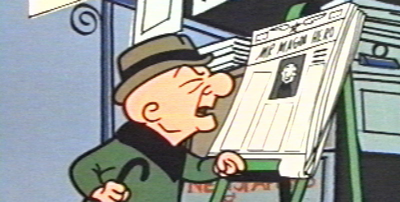 CBS lancia nuove serie animate di Lassie, George della Giungla e Mr. Magoo