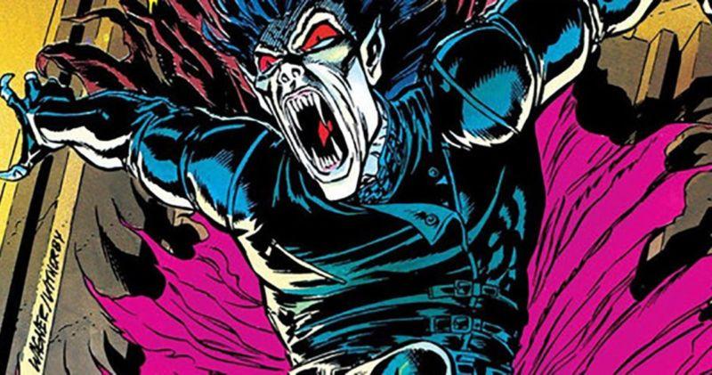 Il primo trailer ufficiale di Morbius, il film sul vampiro vivente Marvel