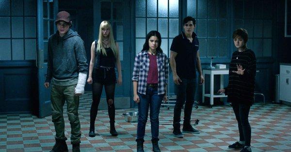 New Mutants verso un buon esordio al Box Office USA