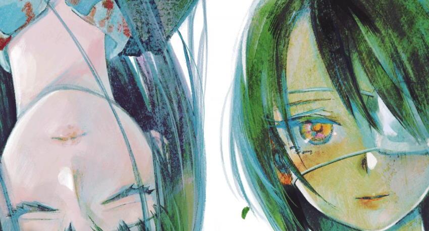 Brucia, ragazza, brucia: un manga di gioventù, amore e morte
