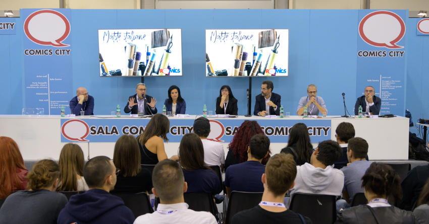 È stato istituito il tavolo tecnico del fumetto italiano