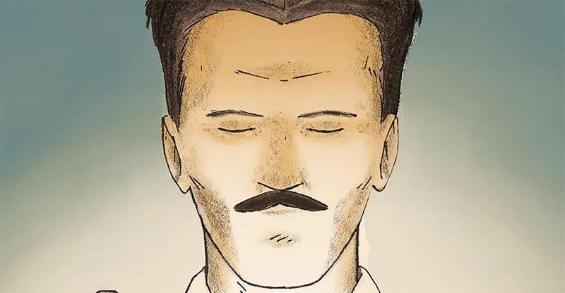 Sergio Rossi: Tesla a fumetti e la divulgazione scientifica