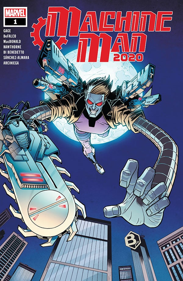 2020 Machine Man 1