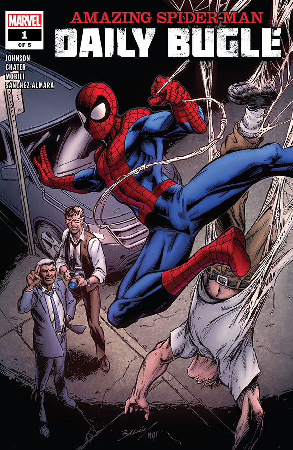 Amazing Spider-Man - The Daily Bugle 1